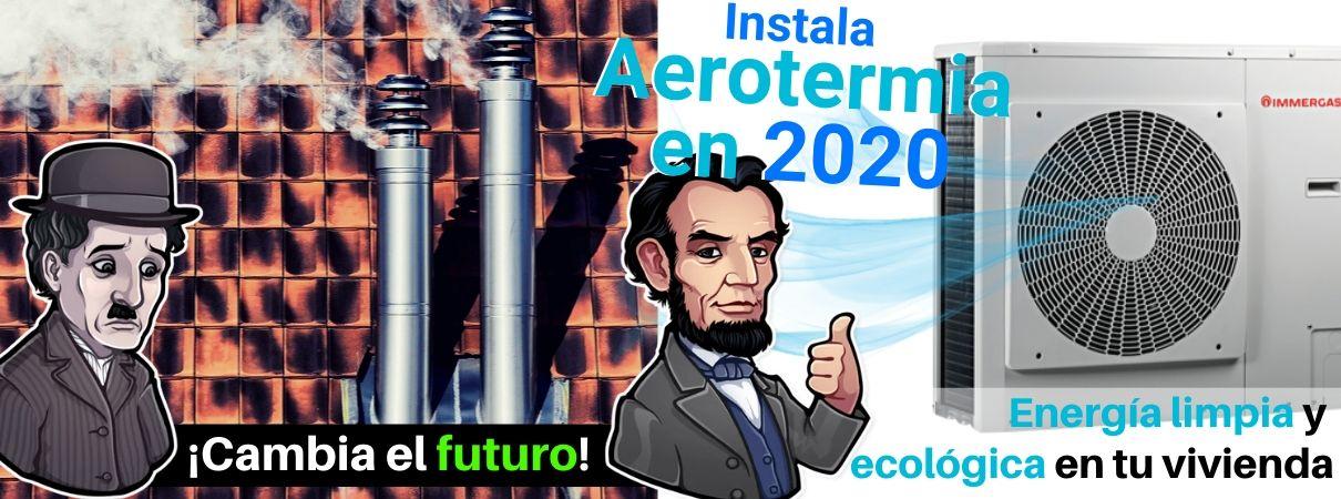 Aerotermia 2020